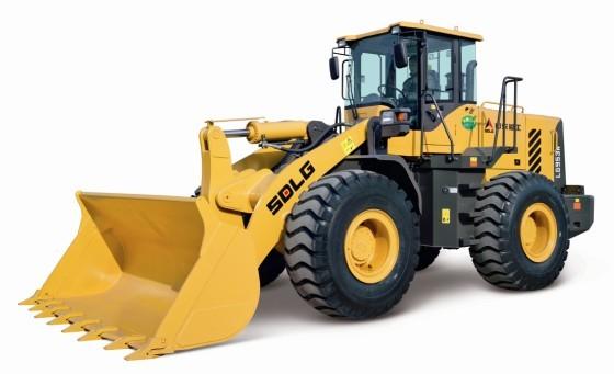 山东临工LG953N5吨级轮式装载机