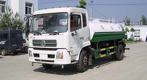 湖北合力东风天锦绿化喷洒车-DFL1160BX2