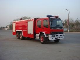 楚胜泡沫消防车-CXA34T