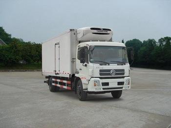 楚飞东风牌DFL5120XLCBX9A型冷藏车