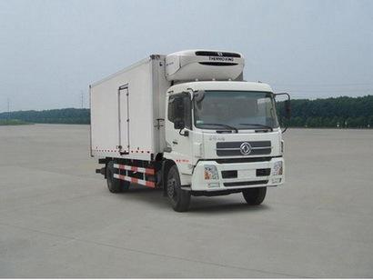 楚飞东风牌DFL5160XLCBX1A型冷藏车