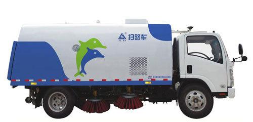 航天晨光CGJ5101TSL扫路车