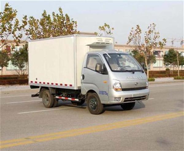 楚飞福田牌BJ5046XLC-A1型冷藏车高清图 - 外观