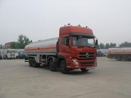 楚飞东风天龙前四后八17吨沥青运输车
