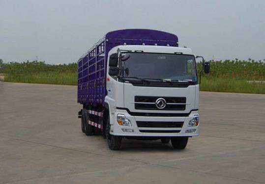 楚飞东风牌DFL5240CCQA8型仓栅式运输车