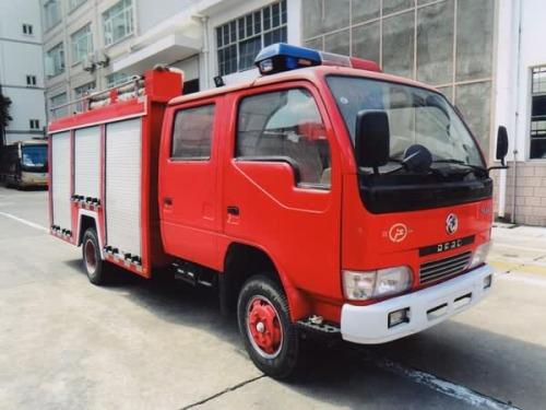 楚飛東風金霸(水罐/1.3立方)消防車