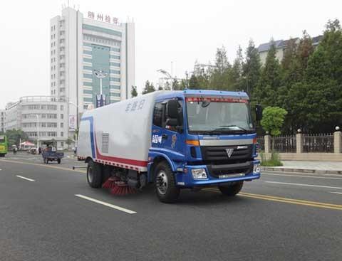 楚飞福田(国四)扫路车