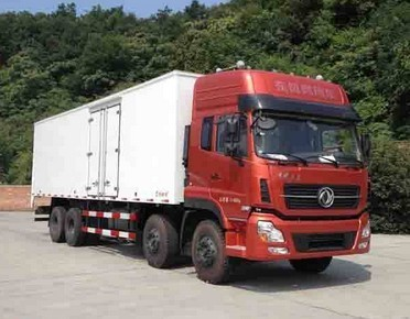 楚飞东风牌DFL5311XLCAX4A型冷藏车