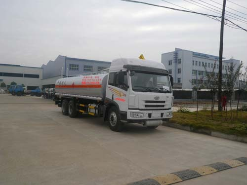 楚飞楚飞牌CLQ5250GLY3CA型沥青运输车