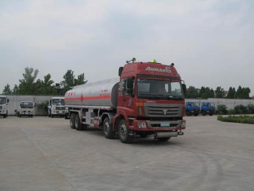 楚飞福田前四后八17吨沥青运输车