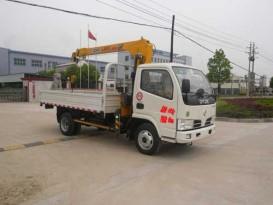 楚飞东风福瑞卡/3.5吨随车起重运输车