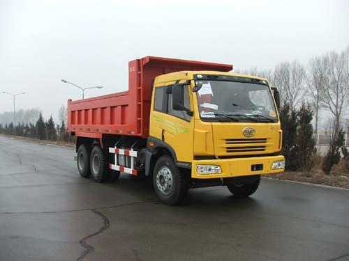 楚飞解放平头柴油-CA3203P7K2BT1E自卸汽车