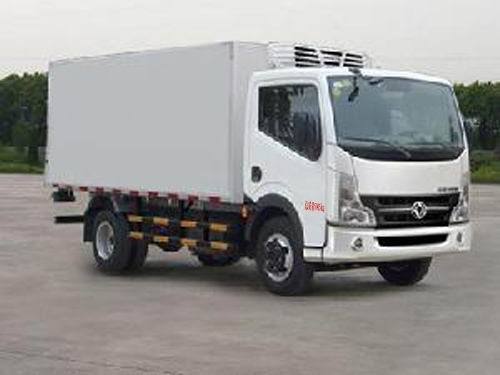 楚飞东风凯普特EQ5050XLC4BDDAC型冷藏车高清图 - 外观