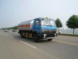 楚飞东风145(15.5立方)易燃液体罐式运输车