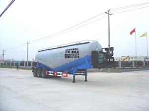 楚飛粉粒物料(54立方)運輸半掛車高清圖 - 外觀