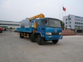 楚飞解放(6吨)-CLQ5170JSQ3CA随车起重运输车
