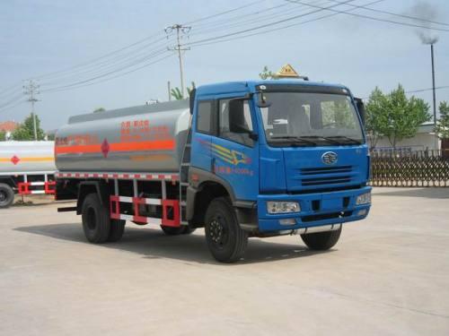 楚飞解放(12.7立方)化工液体运输车