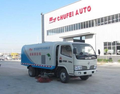 楚飞东风福瑞卡(国四)扫地车