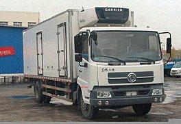楚飞东风天锦DFL5160XLCBX18型(国四)冷藏车