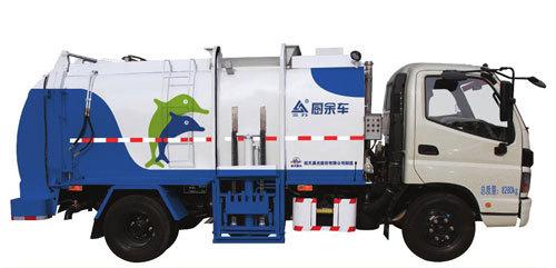 航天晨光CGJ5080TCAE5餐厨垃圾车