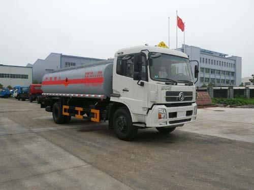 楚飞东风天锦(12立方)化工液体运输车