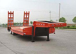 楚飞双轴低平板/10.5吨半挂车