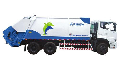 航天晨光CGJ5254ZYS压缩式垃圾车