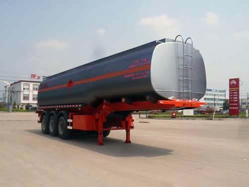 楚飞易燃液体(42.6立方)半挂车