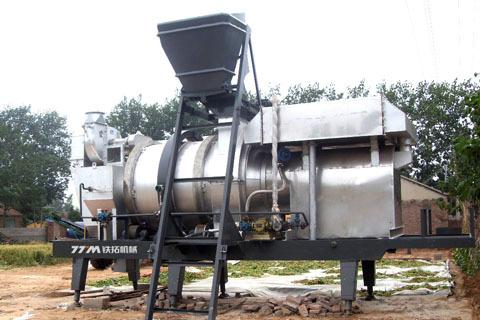 铁拓机械RQB-10移动式沥青再生设备