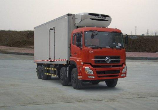 楚飞东风天龙DFL5311XLCA10型冷藏车(国四)