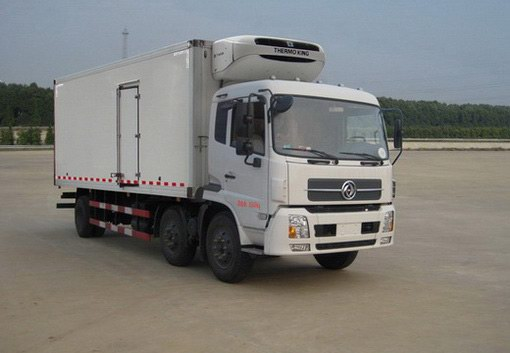 楚飞东风牌DFL5250XLCBX5A型冷藏车(国四)高清图 - 外观