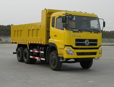 楚飞东风天龙-DFL3201AX9自卸汽车