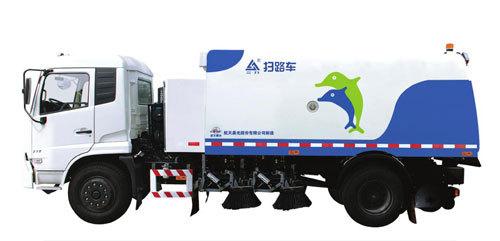 航天晨光CGJ5165TSL02扫路车