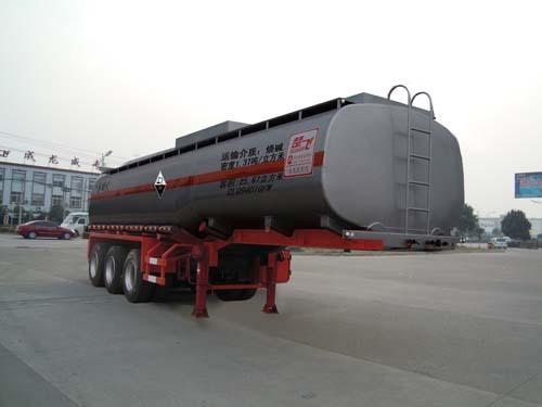 楚飞腐蚀性物品(25立方)罐式运输半挂车