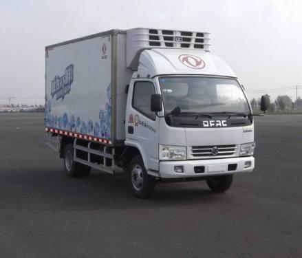 楚飞东风牌DFA5040XLC39D6AC型冷藏车