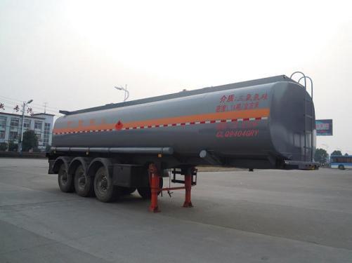 楚飞易燃液体(28立方)半挂车