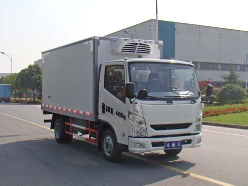 楚飞国四跃进(4.2米)冷藏车