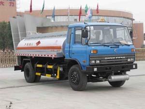 楚飞东风145(7.5吨)平头沥青运输车