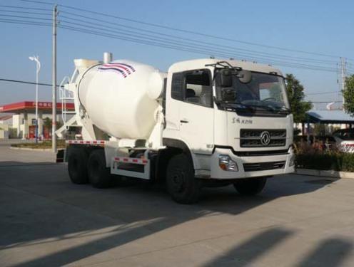 楚飞东风大力神(5立方/10.8吨)混凝土搅拌运输车