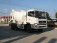 楚飞东风大力神(5立方/10.8吨)混凝土搅拌运输车高清图 - 外观