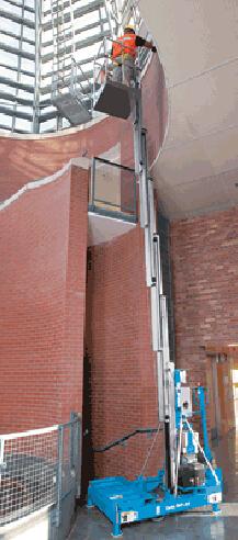 美国吉尼IWP™ 超级系列高空作业平台高清图 - 外观