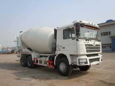 楚飞陕汽德龙(4-5立方)混凝土搅拌运输车