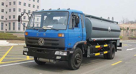 湖北合力东风145化工液体运输车-EQ5120GFJ6高清图 - 外观