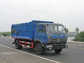 楚胜CLW5142ZDJT3对接式垃圾车
