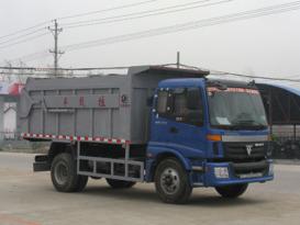 楚胜CLW5160ZDJB3对接式垃圾车