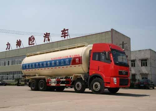 楚胜SLS5315GFLC粉粒物料运输车