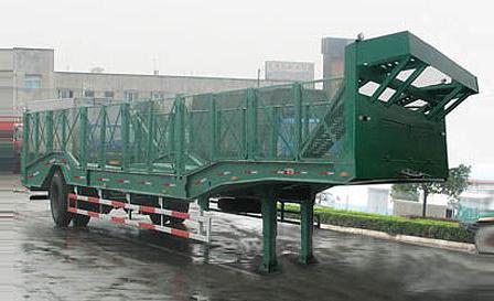 湖北合力车辆运输半挂车15480kg