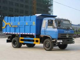 楚胜CLW5160ZDJ3对接式垃圾车
