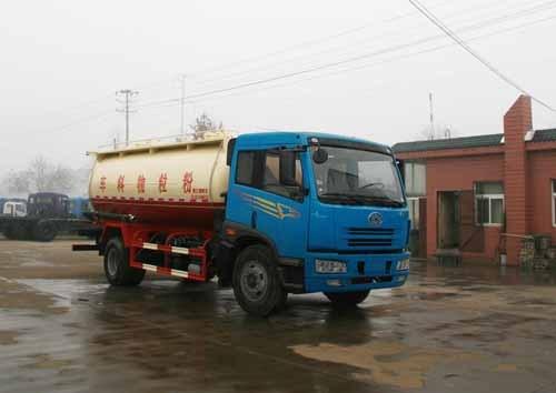 楚胜SLS5160GFLC粉粒物料运输车