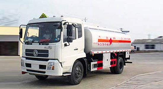 湖北合力东风天锦化工液体运输车-DFL1160BX2